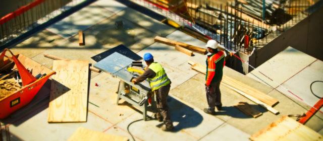 Les métiers d'avenir dans le bâtiment